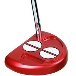 """Orlimar Golf F60 Mallet Putter,  35"""" Red"""