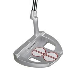 "Orlimar Golf F75 Mallet Putter 33"" Right Handed Red Silver R"