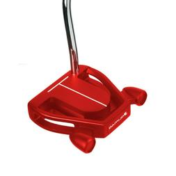 "Orlimar Golf F80 Mallet Putter 35"" Right Handed - Red - NEW!"
