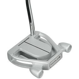 Orlimar Golf Silver-Black F80 Mallet Style Putter NEW