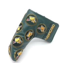 Golf Putter Cover Augusta Georgia 2019 Masters Headcover for