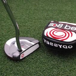 Odyssey Golf Red Ball Putter - Choose Your Length 33/34/35 -