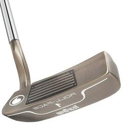 TearDrop Golf Roll-Face 1 Putter – Headcover Included