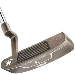 TearDrop Golf Roll-Face 2 Putter – Headcover Included