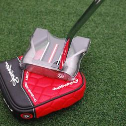 TaylorMade Golf Spider OS CB Putter - LEFT HAND - 34 Inch Su