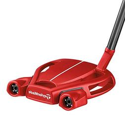 TaylorMade Golf Spider Tour Red #3 Small Slant 34 IN Putter,