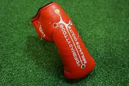 Scotty Cameron Golf Studio Stainless Blade Putter Headcover