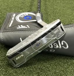 """Cleveland Golf TFI 2135 1.0 Blade Putter LEFT Hand 35"""" w/ He"""