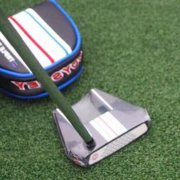 """Odyssey Golf Triple Track Seven 7s Slant Mallet Putter 34"""" O"""