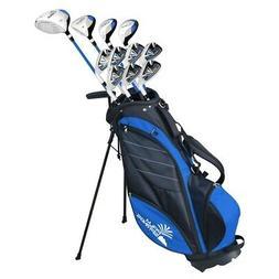 Palm Springs Golf VISA V2 MEN TALL GRAPHITE & STEEL +1 Inch