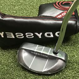"Odyssey Golf White Hot Pro 2.0 Black Rossie Putter 35"" + Hea"