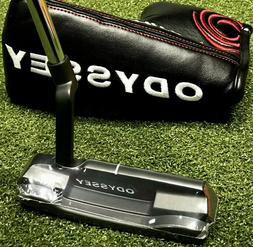 Odyssey Golf White Hot Pro 2.0 Black #1 Putter LEFT Hand 35""