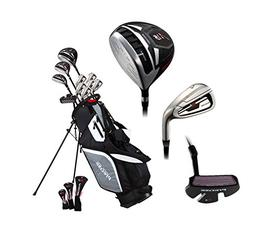 14 Piece Men's ALL GRAPHITE SENIOR Complete Golf Clubs Packa