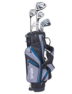 Tour Edge HL-J Junior Complete Golf Set with Bag  Royal Blue