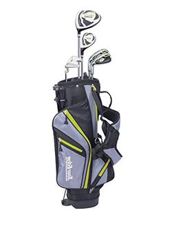 Tour Edge HL-J Junior Complete Golf Set with Bag  Green