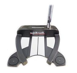 Tour Edge Male HP Series Putter , Black, Putter