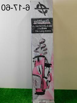Tour Edge Ht Max-J Junior Golf Sets 3 Wds/3 Irns/Putter/Bag