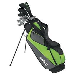 Wilson Men's HyperSpeed Complete Standard Golf Club Set & Ba
