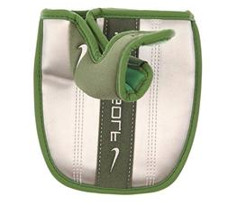Nike IC 20-20 Putter Headcover Green Mallet Head Cover