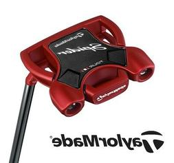 In Stock & New 2017 TaylorMade Golf Spider Tour Red Putter M