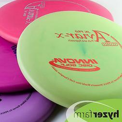 Innova JK PRO AVIAR-X *pick your weight & color* Hyzer Farm