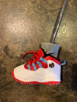 Jordan Putter Cover. Jordan 10 Chicago Flag, Blade Putters,