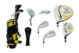 junior eagle graphite golf club set w