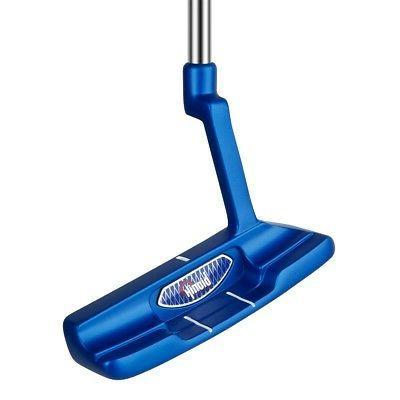 101 blue golf putter 330g right hand