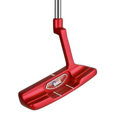 101 red golf putter 330g right hand