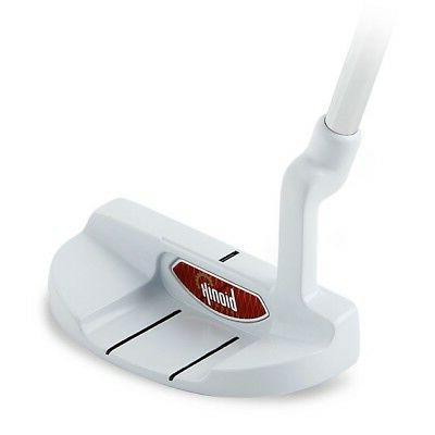 """Golf Putter-320g Red Midsize Grip-35"""""""