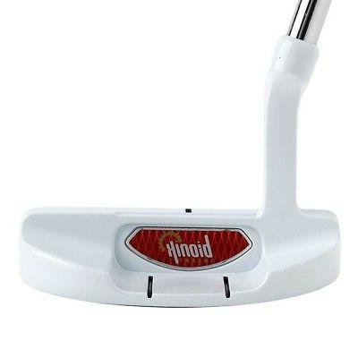 Bionik Golf Putter-320g Hand/RH-Karma Red Midsize