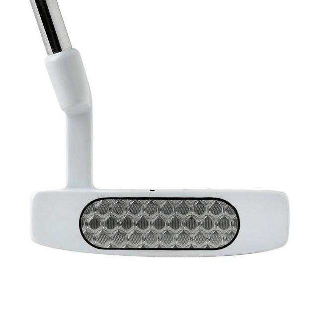 "Bionik White Golf Putter Right Mallet Style 33"" Women"