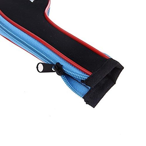10Pcs Neoprene Golf Club Cover Number Blue