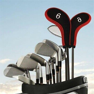 10Pcs Outdoor Covers Putter Head Case