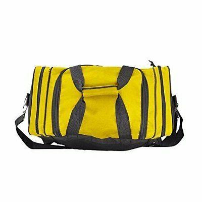 "20"" 17"" Duffle Bag Duffel Outdoor Gym Carry-On"