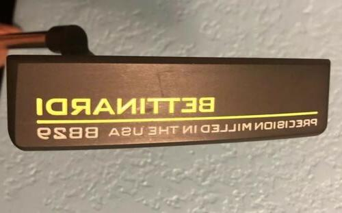 2018 bb29 putter 35 inches excellent condition