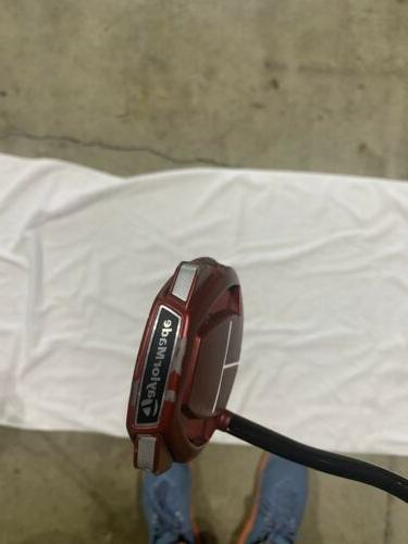 TaylorMade Spider Mini Red Putter 34