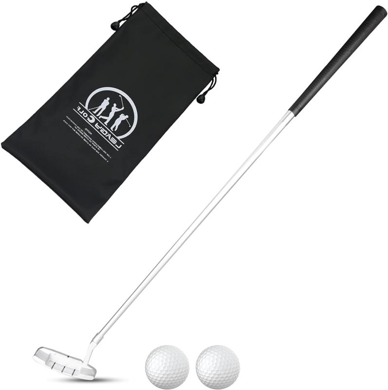 Leagy 4-Sections Portable Best Golf Right Hand Putter Or Gol