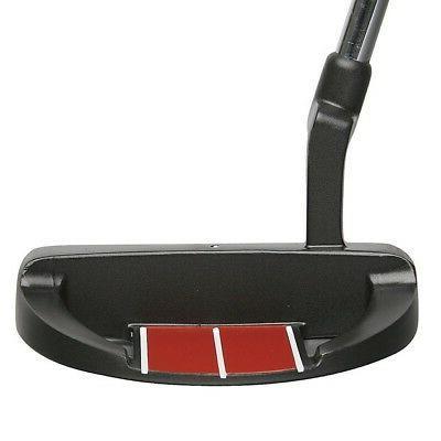 "Bionik 504 Right Hand/RH-Karma Black Golf Grip-37"""