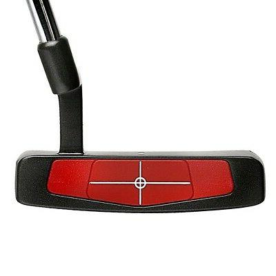 Bionik 504 Mallet Golf Putter-335g Left Hand/LH-Karma Black
