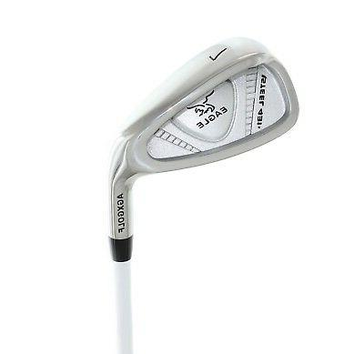 7-9 Junior Eagle Graphite Club wStand Irons &