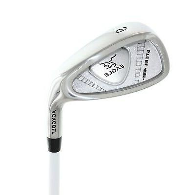 7-9 Graphite Club wStand Woods, Irons & Putter