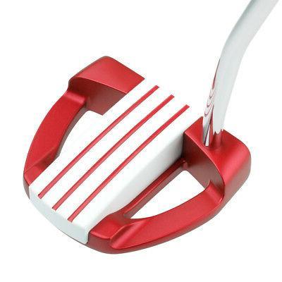 Bionik 701 Red Mallet Golf Putter-360g Right Hand-Karma Blac