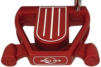 Ray Golf- Ray SR500 Putter Red