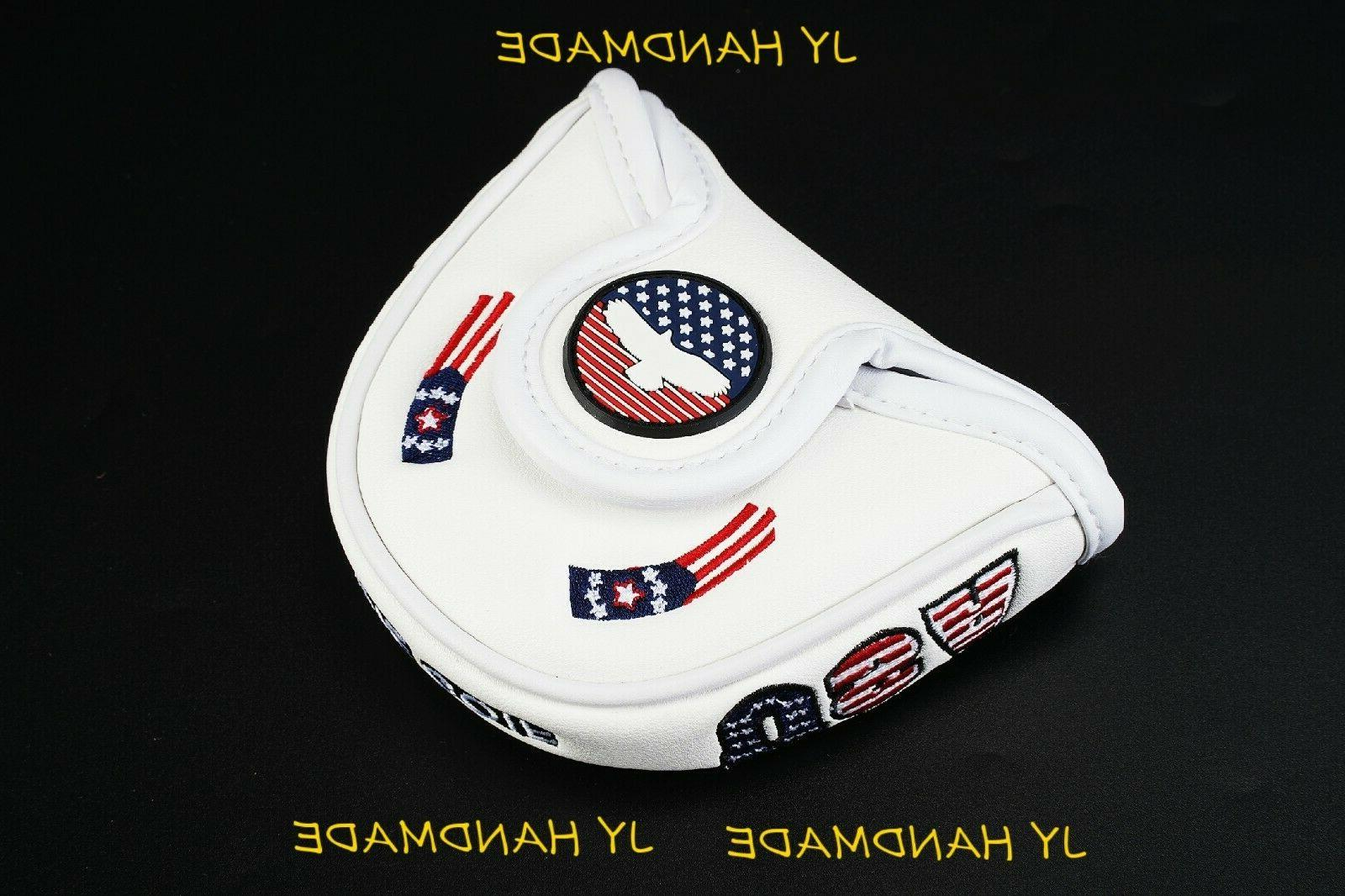AMERICA Cover Headcover For Scotty Cameron US
