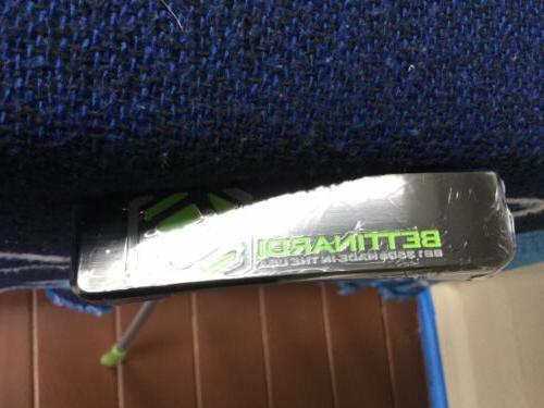 BETTINARDI PUTTER W HDCVR NEW PLASTIC