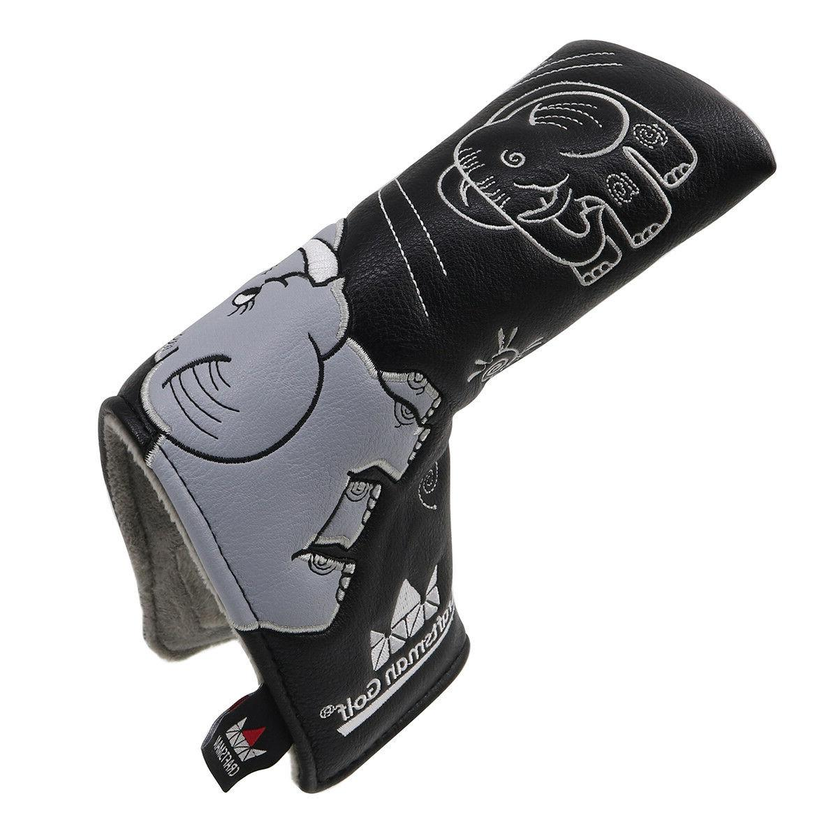 Blade Putter Cover Magnetic for Blade Mid Mallet Magetic