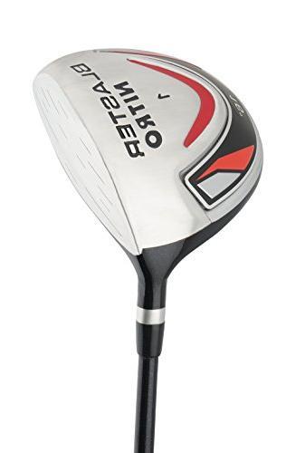 Kid's Golf Club Nitro Kid's Set Graphite 15-Degree Regular Bag