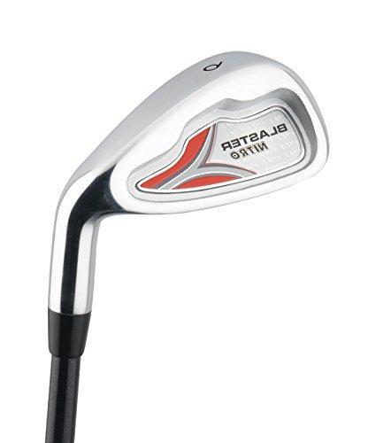 Kid's Right-Handed Golf Set - Nitro Blaster Set Graphite 15-Degree Bag