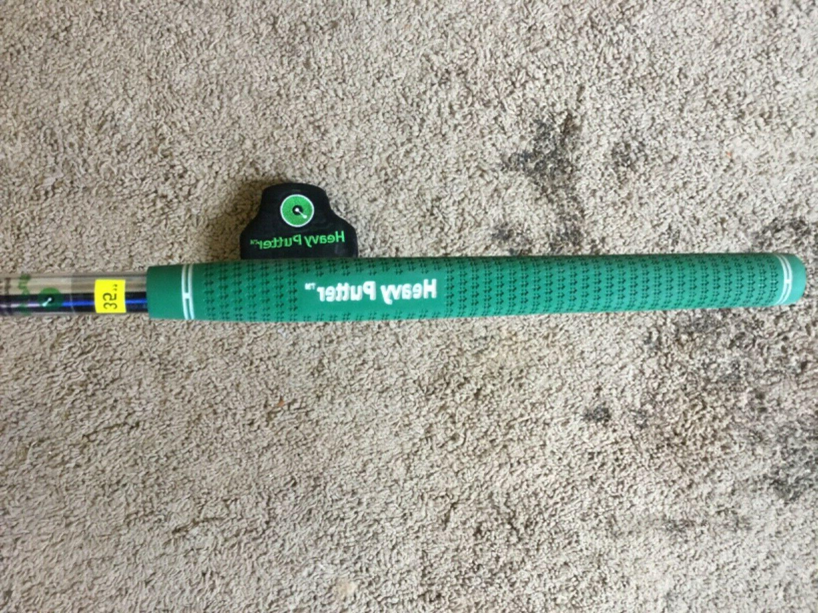 BOCCIERI HEAVY TOUR B-1 SHATED PUTTER WITH NEW!